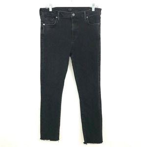 COH Skinny Jeans Rocket High Rise W31 L26 Black